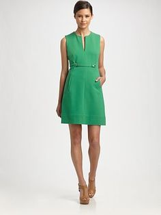 Diane von Furstenberg  Catherine Sleeveless Dress