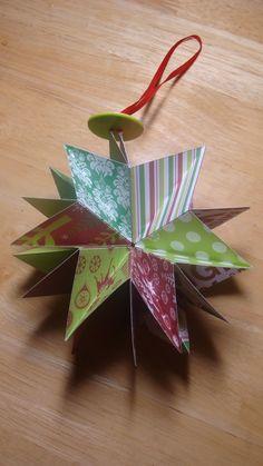 Paper Ornament!