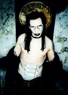 I have been listening to Marilyn Manson for over 10 years. He's so awesome