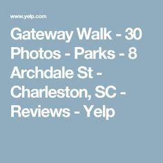 Gateway Walk - 30 Photos - Parks - 8 Archdale St - Charleston, SC - Reviews - Yelp