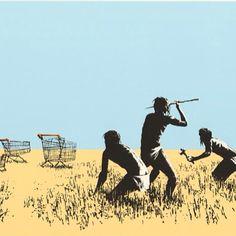 ^Banksy