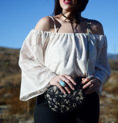 Gucci Arabesque handbag vancouver fashion blogger  Southwest style