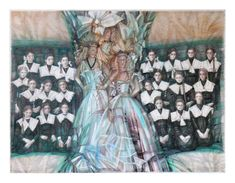 Alma Mater, Painting, Art, Art Background, Painting Art, Kunst, Paintings, Performing Arts, Painted Canvas