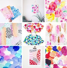 75 COLOURFUL INSTAGRAM ACCOUNTS THAT YOU NEED TO FOLLOW RIGHT NOW! | Bespoke-Bride: Wedding Blog Instagram Design, Instagram Tips, Instagram Accounts, Instagram Feed, Instagram Creator, Instagram Story Template, Color Of Life, Abstract Pattern, Wedding Blog