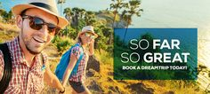 Give me a shout if you'd like to know more about DreamTrips ... I have a fab webinar that gives you the customer run-down  ~ Travel club by invitation only, you can join my community to find out more... https://www.facebook.com/groups/329983037376642/