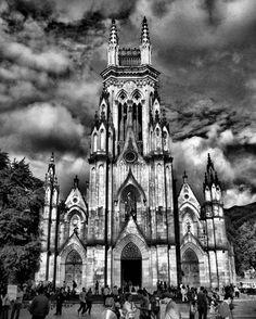Iglesia Nuestra Señora de Lourdes, Bogotá