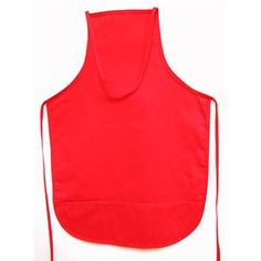 Me & My Apron Red Adult Apron with Pocket | Shop Hobby Lobby