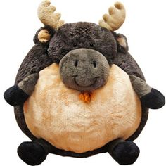 Moose by Squishable, $42, now featured on Fab.