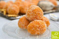 Reinventa las trufas de chocolate dándoles otro sabor y color como han hecho desde el blog LA COCINA PISCTACHO.
