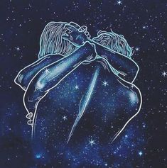 Image shared by Hippy. Find images and videos about love, couple and hug on We Heart It - the app to get lost in what you love. Romance Arte, Illustration Art Dessin, Twin Flame Love, Twin Flames, Flame Art, Couple Art, Psychedelic Art, Grafik Design, Dark Art