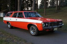 Never Seen One: 1973 AMC Matador Wagon