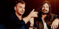 Shannon and Tomo GIF - Double click