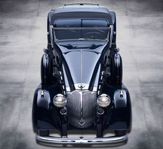 1934 Packard 1101 Coupe - (Packard Motor Car Company Detroit, Michigan 1899-1958)