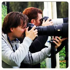 Picture of picture takers........