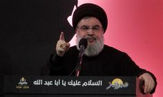 """Nasrallah: The United States created ISIS. Hezbollah Secretary-General Hassan Nasrallah on Tuesday welcomed the liberation of the Iraqi city of Mosul from the Islamic State (ISIS) jihadist group, but also accused the United States of creating ISIS.  """"This is a victory for all Iraqis, for all the people of the region, and all those that combat terrorism, and all those who are threatened by terrorism day and night,"""" he said in a televised speech, according to the Lebanese Daily Star."""