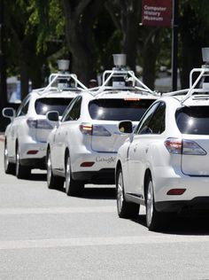 Driverless Cars and their impact on city design.