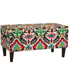 As You Wish Bench (Non-Tufted) in Toy Boxes & Benches | The Land of Nod