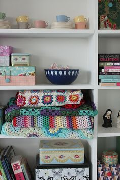 throws...  have started my own collection :-)
