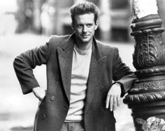 Mickey Rourke - Remember when he was the cutest thing ever? I do.
