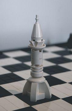 Lego Chess White Bishop | Flickr - Photo Sharing!