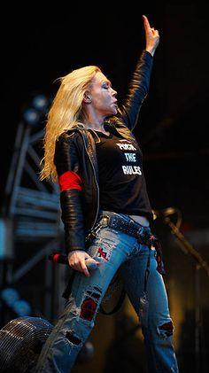 Heavy Metal Girl, Heavy Metal Music, Angela Gossow, The Agonist, Alissa White, Air Festival, Arch Enemy, Guitar Girl, Goth Women
