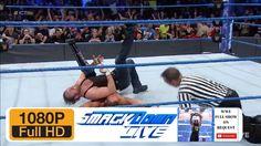 Dean Ambrose vs The Miz Full Match WWE Smackdown Live 3 January 2017