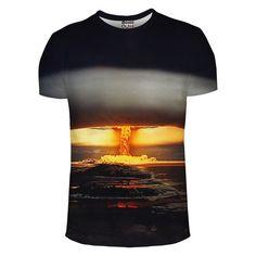 b19d98d9e Kaboom T-Shirt - RageOn! - The World's Largest All-Over-Print Online Store