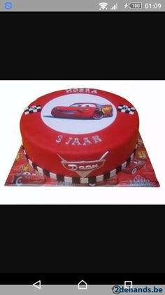Birthday Cake Kids Boys, Cars Birthday Parties, Birthday Party Decorations, Piñata Cars, Cupcake Decorating Tips, Cakes For Boys, Cakes And More, Themed Cakes, How To Make Cake
