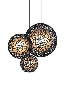 KE-ZU Furniture | Hive [design by hive] C U-C ME Pendant Lamp designed by Kenneth Cobonpue | Sydney, Australia