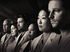 Grey's Anatomy was ABC's Thursday primetime show that earned the most rating points on November 8th. #NeverGetsOld
