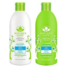 Natures Gate All Natural Organic Strengthening Biotin Thickening Shampoo and Conditioner Bundle For Hair Loss or Thinning Hair With Jojoba Borage Panthenol  Nettle Sulfate Free 18 fl oz each >>> Be sure to check out this awesome product.Note:It is affiliate link to Amazon.