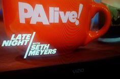 11 Best Late Night w/ Seth Meyers Mugs with NBC Affiliate