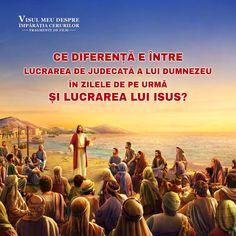 """Film creștin subtitrat """"Visul meu despre împărăția cerurilor"""" Segment 4 - Care este diferenţa dintre lucrarea de judecată a lui Dumnezeu din zilele de pe urmă şi lucrarea Domnului Isus? #Film_creștin #Evanghelie #Împărăţia #creștinism #Iisus #biserică #pastorului #rugaciuni #Creatorule #filme_crestine_ortodoxe Kingdom Movie, God Is, My Dream, Movies, Movie Posters, Movie, Bible, Films, Film Poster"""