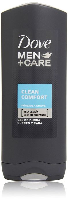 Dove Men + Care Comfort Body and Face Wash 400ml Pack of 3 NOW £2.72 FREE DELIVERY with S&S