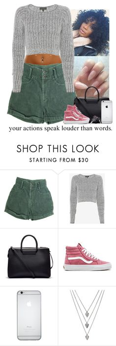 """""""b*tch I'm taking calls, no small talk."""" by tonaysia ❤ liked on Polyvore featuring rag & bone, The Row and Vans"""