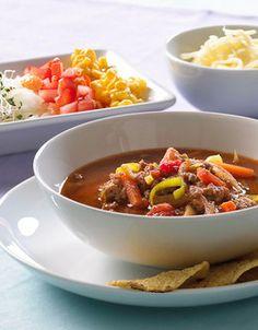 Meksikansk tacosuppe | www.greteroede.no | www.greteroede.no