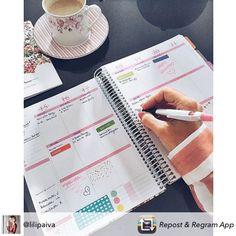 Tenha seus sonhos sempre à mão com o Daily Planner! www.paperview.com.br #meudailyplanner #planning #dailyplanner #plantheday #planners
