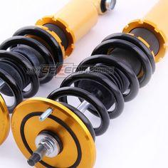 High Performance 93-98 Nissan Skyline GTR R34 BNR34 24 Ways Adjustable Coilover / Shock