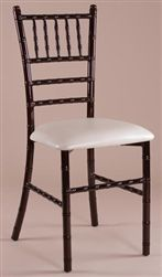 #Elegant Metal Mahogany Metal #Chiavari #Chair w Free Cushion - Never Any Maintenance Call for Quantity Discounts - 855-653-8411 Sale Price $39.00 Product Code: : 788MM http://www.california-chiavari-chairs.com/Mahogany_Metal_Chiavari_Chair_p/788mm.htm