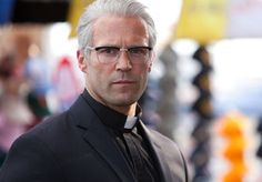 Jason (Parker)~now he makes me want to commit a few sins...;P...I have a confession Father...-courtesy Parker