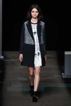 Pin for Later: 50 Fashion Week Looks That Prove the Catwalk Is Wearable ICB Autumn/Winter 2014