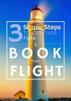 How to get over your fear and book your flight — Page by Paige - Female Travel Blog