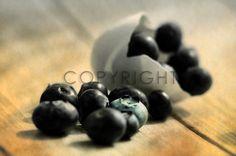 Bild auf Leinwand kaufen FineArtPrint 11517982 Riedel Tanja aviana blaubeeren decor design erntezeit ernährung essen food frucht früchte genuss gesund ...