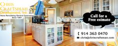 How to #RefinishKitchenCabinets  Refinishing your #kitchencabinets is a very inexpensive and effective way to freshen their look. If your budget doesn't allow to replace your kitchen units, refinishing is the method that will work great for breathing new life into your kitchen. Read more.. http://www.chriscraftsman.com/article/how-to-refinish-kitchen-cabinets/