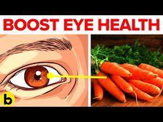 Η έλλειψη συγκεκριμένων θρεπτικών συστατικών από το καθημερινό διαιτολόγιο έχει φανεί ότι μπορεί να επηρεάσει αρνητικά τη λειτουργία της όρασης. Best Diets, Beautiful Eyes, Remedies, The Creator, Health Fitness, Foods, Youtube, Paintings, Watch