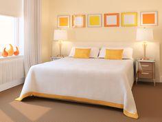 Home design house design interior design 2012 decorating Peach Bedroom, White Bedroom, Modern Bedroom, Bedroom Decor, Bedroom Ideas, Bedroom Mirrors, Glam Bedroom, Master Bedrooms, Master Suite