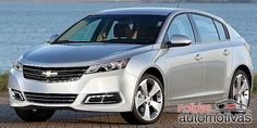 Chevrolet Cruze 2014 poderá se  inspirar no Impala 2013