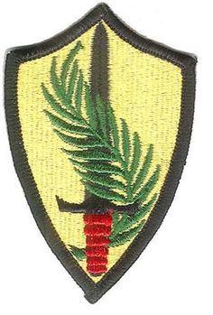 U.S. Army Central Command Shoulder 5th Special Operations Support Command