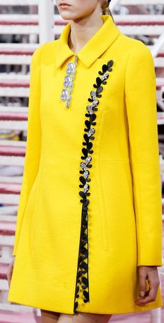 ***Christian Dior Spring 2015 Couture - Collection - Details***