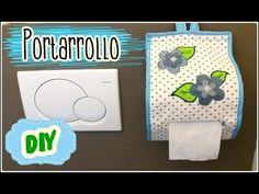 Manualidades creativas: como hacer un porta rollo de papel higienico - YouTube